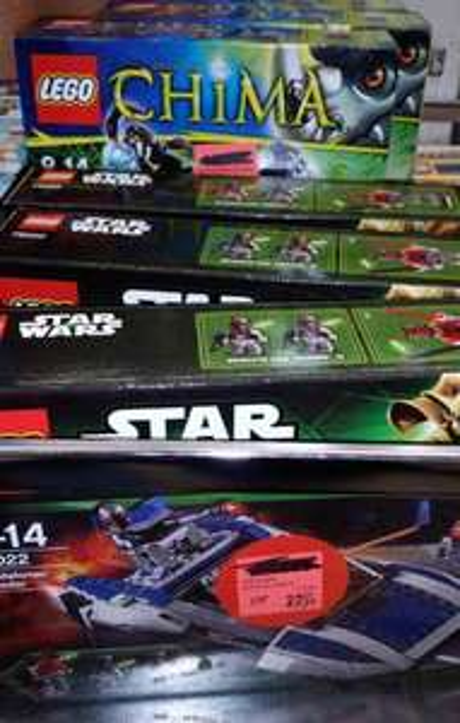 Sélection de jouets Lego (Star Wars, Movie, Chima...) à -20% - Ex : Lego Star Wars Speeder Mandalorian