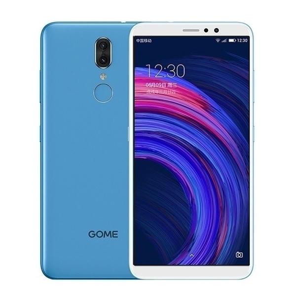 """[Précommande] Smartphone 5.99"""" Gome Fenmmy Note 4Go Ram, 64Go Rom, Helio P23, 3500mAh"""