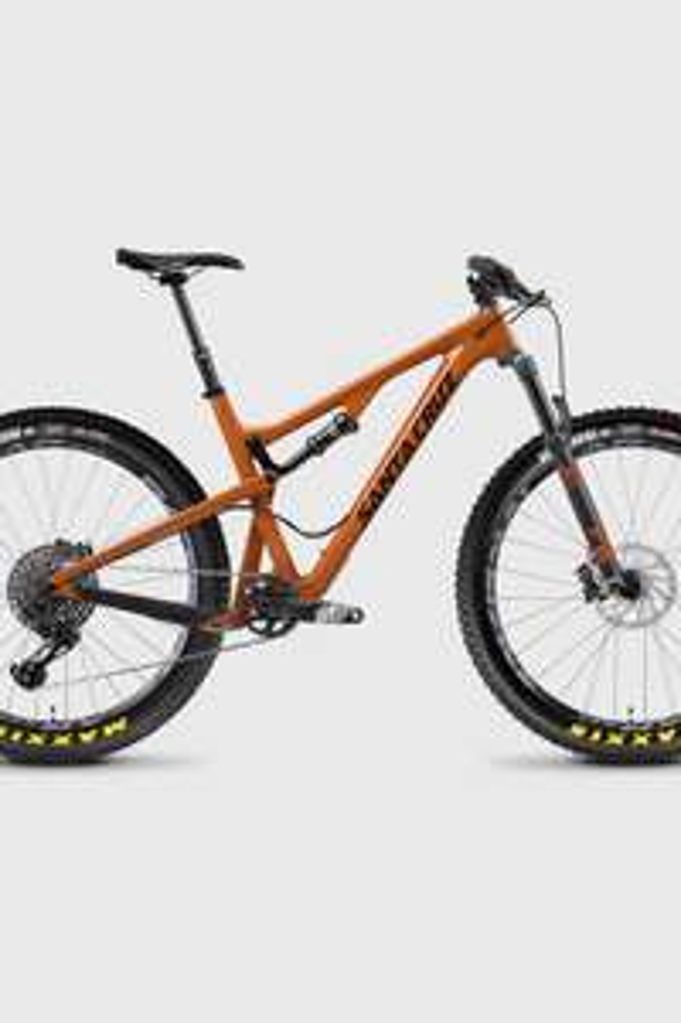 VTT Santa Cruz Tallboy 3 (Eagle) Carbone C S Kit 27-5+ 2018 (Rust et Noir)