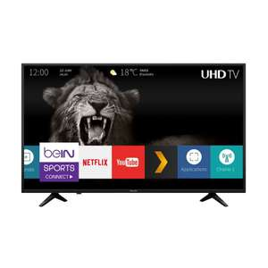 TV LED 65'' Hisense 65A6140 - UHD 4K, Smart TV