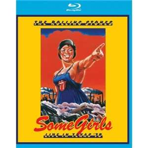 The Rolling Stones:Some Girls Live In Texas '78 [Blu-ray + CD] [Blu-ray]