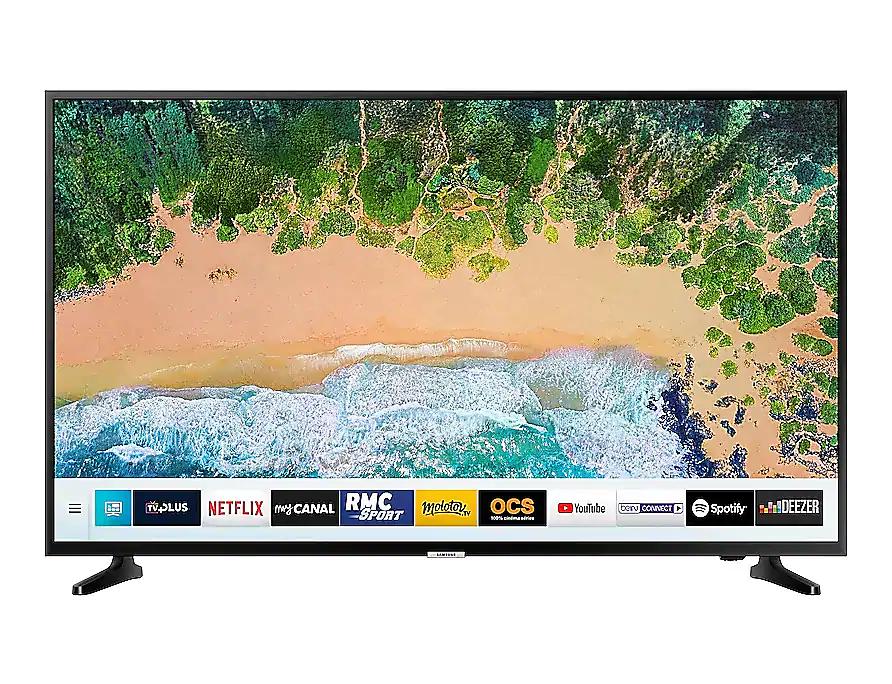 """TV 55"""" Samsung UE55NU7026 - LED, 4K UHD, HDR 10, Smart TV"""