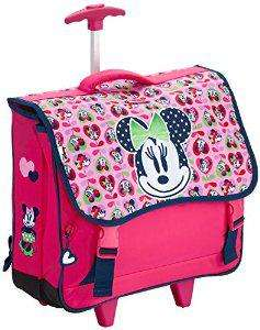 Cartable Samsonite Wonder Rolling M - Disney Minnie Love