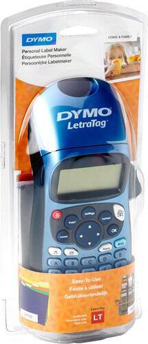Étiqueteuse Dymo Letratag LT-100H (via 9.75€ en bons d'achats)