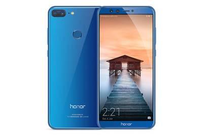"Smartphone 5.65"" Honor 9 Lite - 32 Go, Bleu (vendeur tiers)"