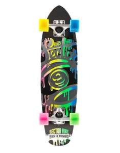 Longboard The 95 Black Sector 9 - 2014/2015