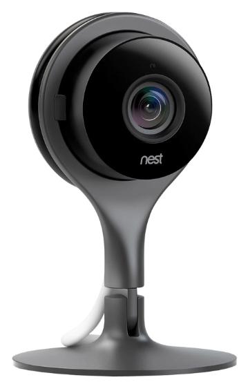 Caméra connectée Cam Nest (Noire) - Rezé (44)