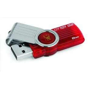 Clé USB 8Go Kingston Data Traveler 101 G2 (Livraison gratuite)