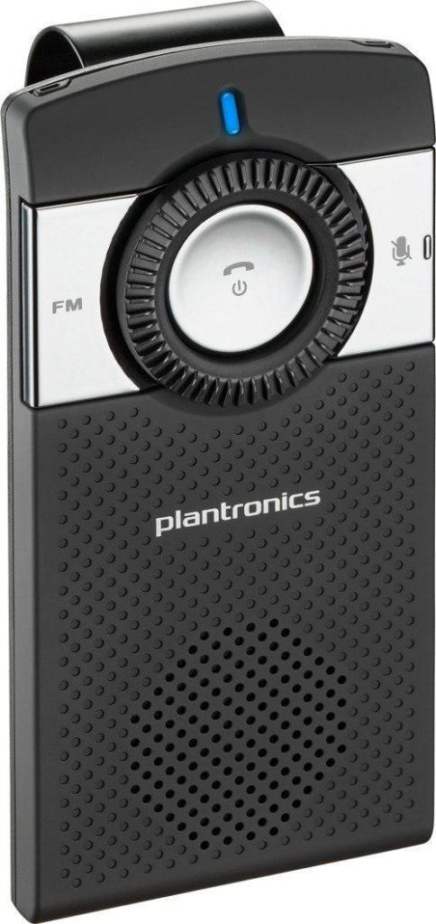 Kit mains-libres Plantronics K100 Bluetooth Transmetteur FM - Reconditionné