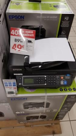 Imprimante Epson WF 2630WF -  Saint-Egreve (38)