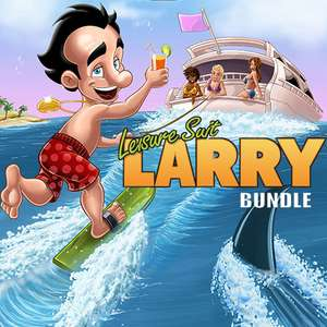 Leisure Suit Larry Bundle : Leisure Suit Larry 1 à 7 + Magna Cum Laude sur PC (Dématérialisés - Steam)