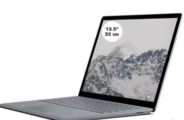 """Sélection de produits informatique en promotion. Ex: PC portable 13.5"""" Microsoft Surface Notebook DSP-00013 (Frontalier Luxembourg - Belval)"""
