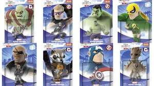 Sélection de Figurines Disney Infinity 2.0 à 4.82€ l'unité ou le lot de 6 Figurines