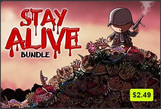 Stay Alive Bundle - 10 jeux steam PC (Dématérialisé - Steam)