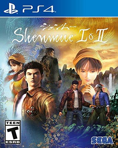 Shenmue I & II à 14.11€ sur PS4 et 13.76€ sur Xbox One