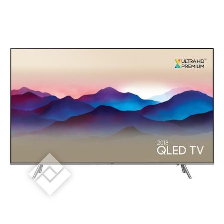 "TV 65"" Samsung QE65Q6F 2018 - 4K UHD, QLED (Frontalier Belgique)"