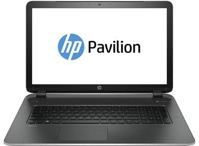 "PC Portable 17"" HP Pavilion 17-f229nf (AMD A8-6410, 4Go Ram, AMD Radeon R7 M260, 500Go) + Souris HP X1000 (via ODR de 50€)"