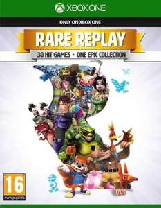 Rare Replay Collection (30 jeux) sur Xbox One