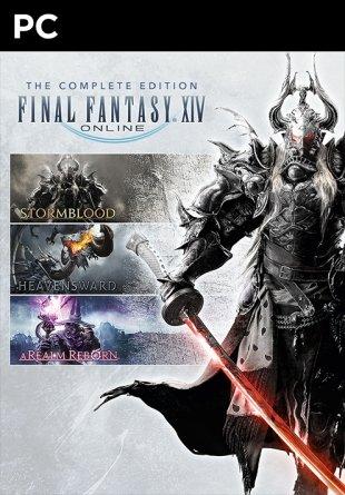 Jeu FInal Fantasy XIV Online Complete edition sur PC (Dématérialisé)