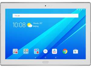 "Tablette 10.1"" Lenovo Tab 4 10 Plus - Full HD, Snapdragon 625, 3 Go RAM, 32 Go (Frontaliers Belgique)"