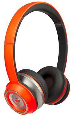 Casque Audio Monster Ntune - Neon Orange