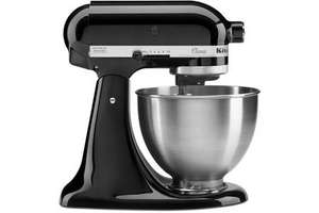 Robot culinaire Robot pâtissier multifonction KitchenAid 5K45SS Classic - 4,3 L