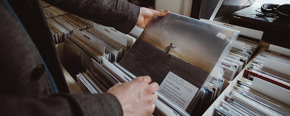 Sélection de Vinyles entre 2€ et 10€ l'unité - Paris Loves Vinyl L'Espace Reuilly Paris 12e (75)