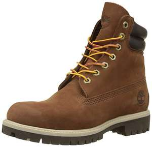 Timberland 6 in Double Collar Rust Nubuck 643 - Taille 43