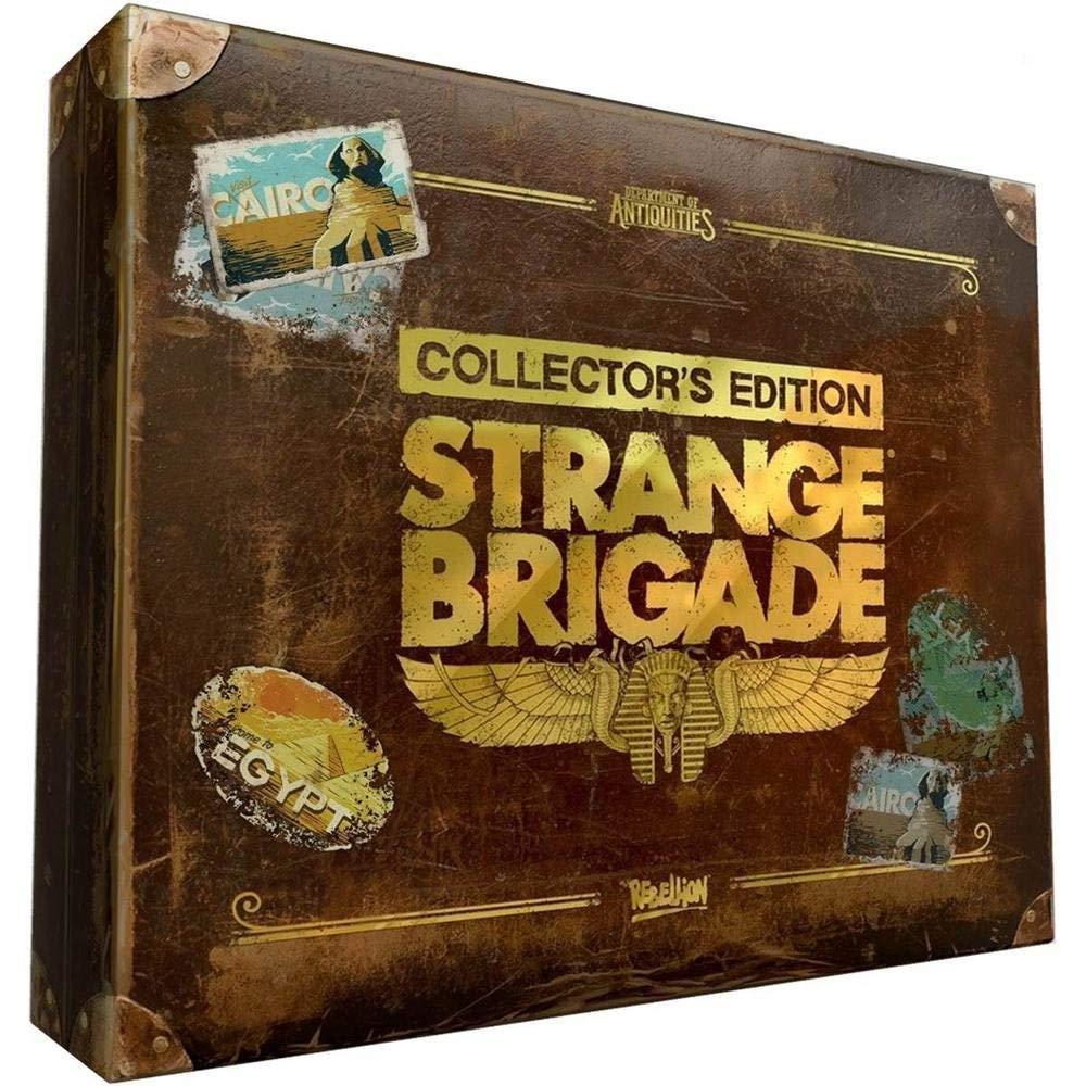 Strange Brigade - Collector sur PS4