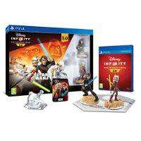 Pack de démarrage Disney Infinity 3.0 Star Wars PS4 + 2 boites figurines au choix (soit total de 4 figurines)