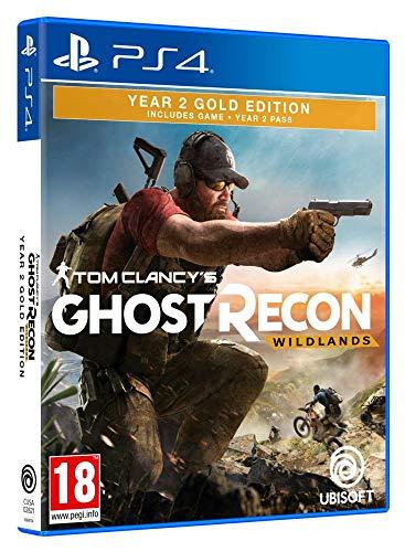 Tom Clancy's Ghost Recon : Wildlands - Gold Edition Year 2 sur PS4
