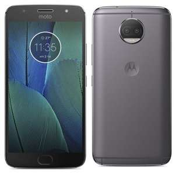 "Smartphone 5.5"" Motorola Moto G5S Plus - Full HD, Snapdragon 625, RAM 4 Go, ROM 32 Go"