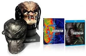 Coffret Blu-ray + DVD + Blu-ray 3D: Predator - Édition Limitée