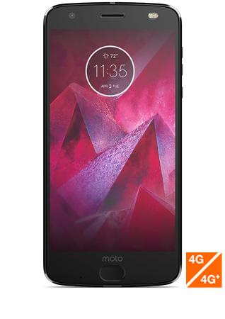 """Smartphone 5.5"""" Motorola Moto Z2 Force - S835 , 64 Go, 6 Go RAM, Noir"""