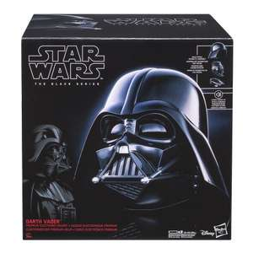 Casque électronique Darth Vader Black Series