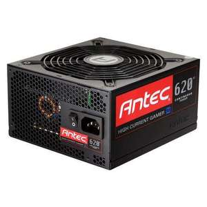 Alimentation PC modulaire Antec High Current GAMER 620W - 80 Bronze