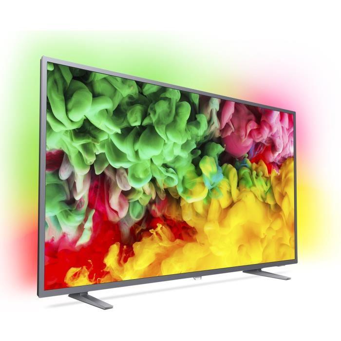 "TV 65"" Philips 65PUS6703 - LED, 4K, Ambilight, Smart TV"