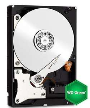 "Disque dur interne 3,5"" Western Digital Green Desktop SATA III (6 Gb/s) - 4 To (version Bulk)"