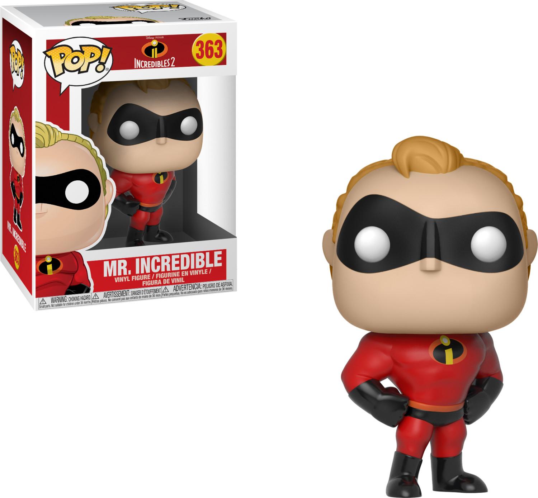 Lot de 2 figurines Funko Pop! achetées = 1 offerte ou 3 figurines pour 15€ - Ex : Pop Fortnite Moonwalker ou Pop Mr. Indestructibles