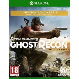 Tom Clancy's Ghost Recon Wildlands - Édition Gold Year 2 sur Xbox One