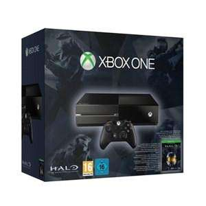 Console Xbox One + Jeu Halo The Master Chief Collection + 1 jeu à -50% + 1 manette