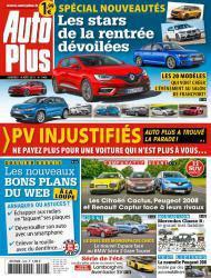 Abonnement Auto Plus 1 an soit 52 numéros