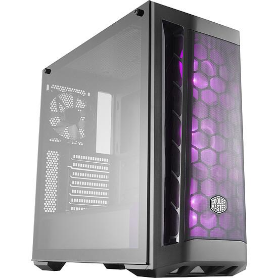 Boîtier PC MasterBox MB511 RGB TG