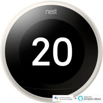 Thermostat connecté Nest Learning (3ème génération)