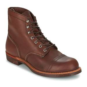 Paire de bottines Red Wing Iron Ranger Marron T43 & 45