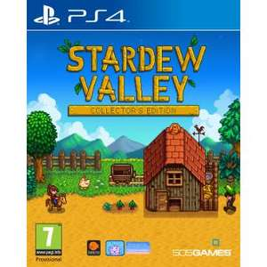 Stardew Valley Collector's Edition sur PS4