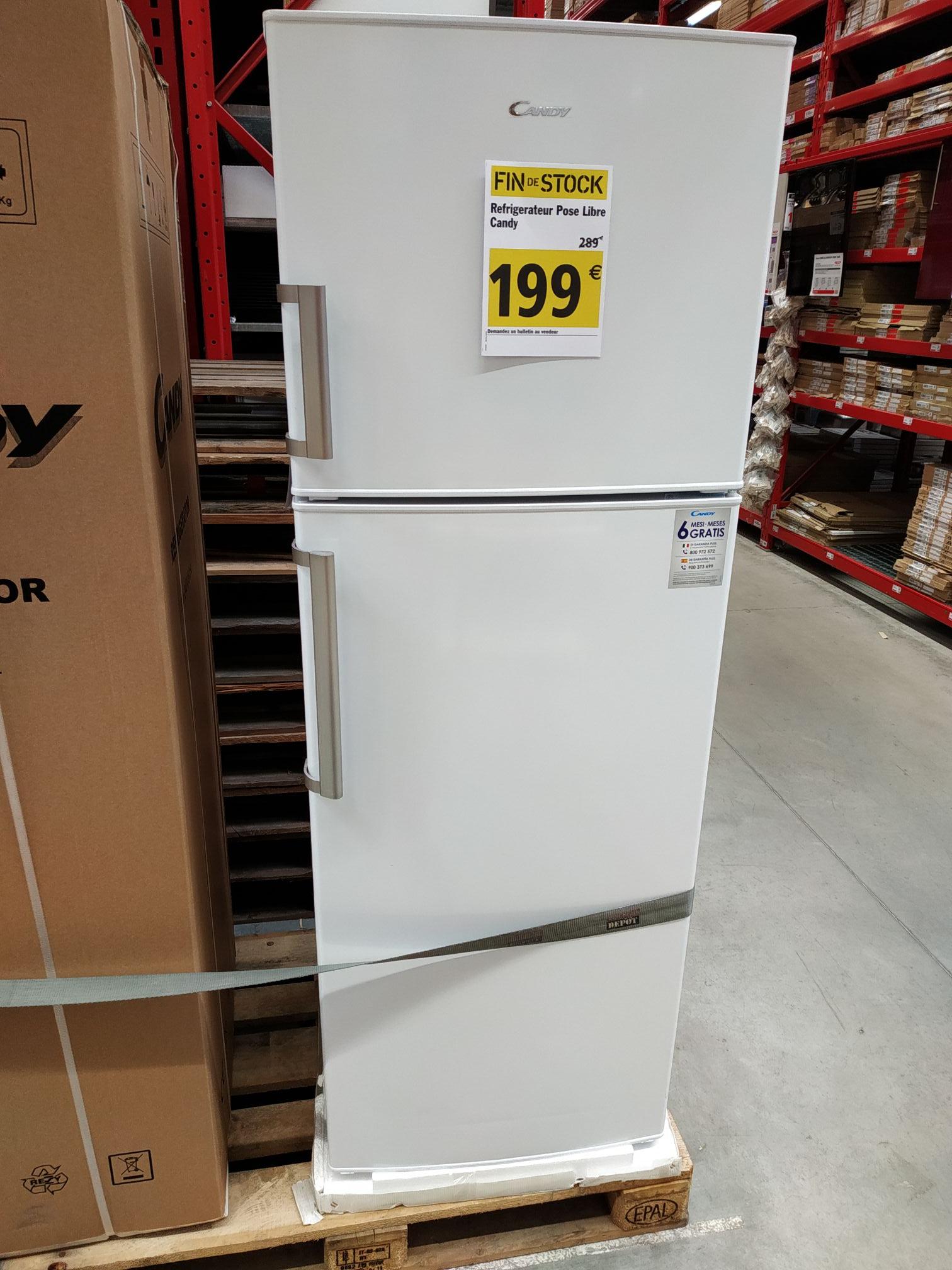 Réfrigérateur congélateur Candy - Nice (06)