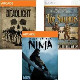 Jeux Steam : Toy Soldiers, Mark of the ninja, Insanely twisted shadow planet, Deadlight & Iron Brigade