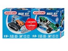 2 Meccano Maxi Kit