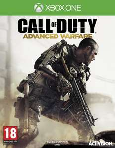 Call Of Duty Advanced Warfare sur Xbox One et PS4